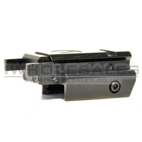 LS - Laser pour pistolet Rouge