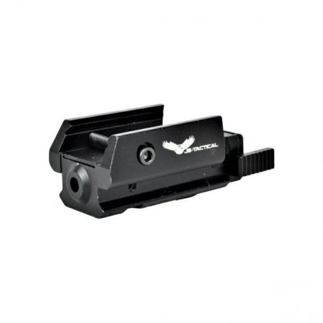 JS-TACTICAL - Laser pour pistolet Rouge CLASS 2